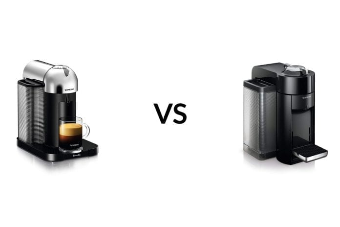 Nespresso Vertuo vs Evoluo