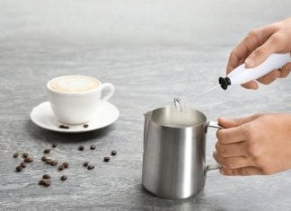 8 Best Milk Frothers for Coffee in 2020